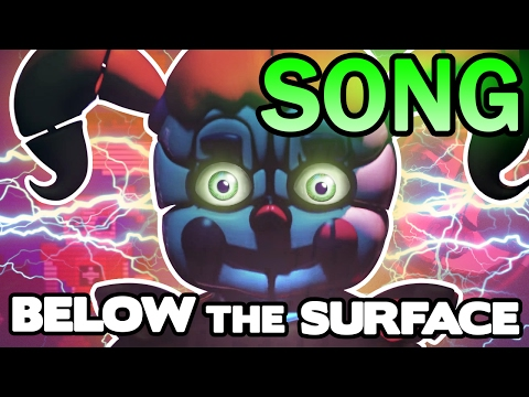 """""""Below The Surface"""" - FNAF SISTER LOCATION SONG   by Griffinilla"""