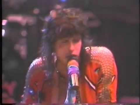 Aerosmith Hangman Jury Live In Houston 1988