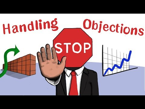 Handling Objections - What's the best way to handle objections in sales?