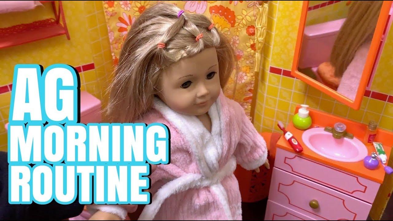 american girl doll dating video