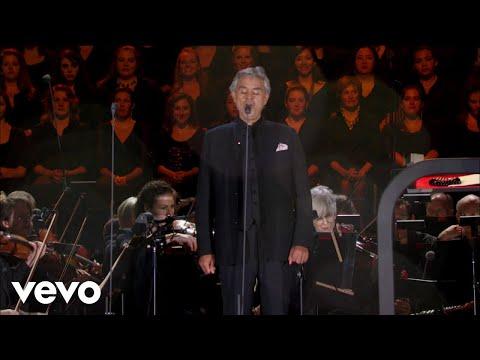 Andrea Bocelli - La Donna è Mobile - Live From Central Park, USA / 2011