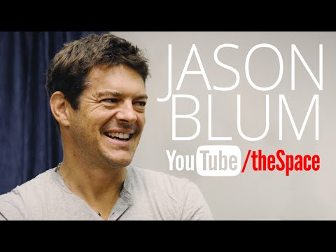 Jason Blum on Horror, Filmmaking and YouTube | Interview at YouTube Space LA