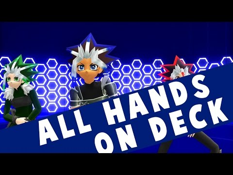 [MMD x YGO] All Hands On Deck (+Camera Download)