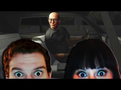 Rides with Strangers: Concept Demo | HITCHHIKING IS BAD MMKAY