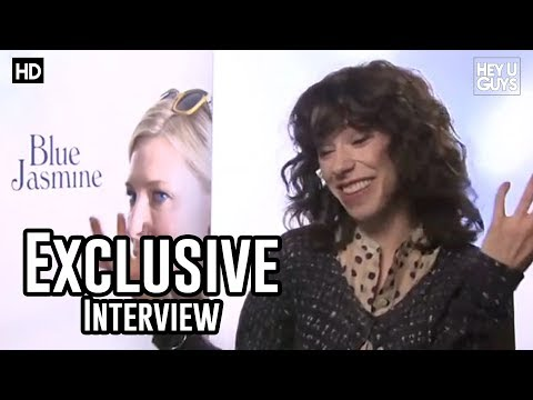 Sally Hawkins Interview - Blue Jasmine