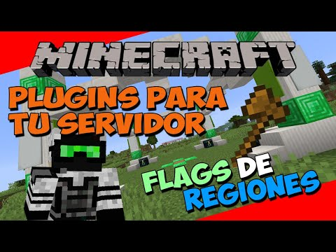 Minecraft: Plugins Para Tu Servidor - Flags De Regiones (WorldGuard)