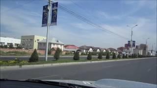 Кыргызстан,Новостройки, Джал,  Магистраль, Арча Бешик. Посольство Китая в КР после взрыва,Киргизия1.