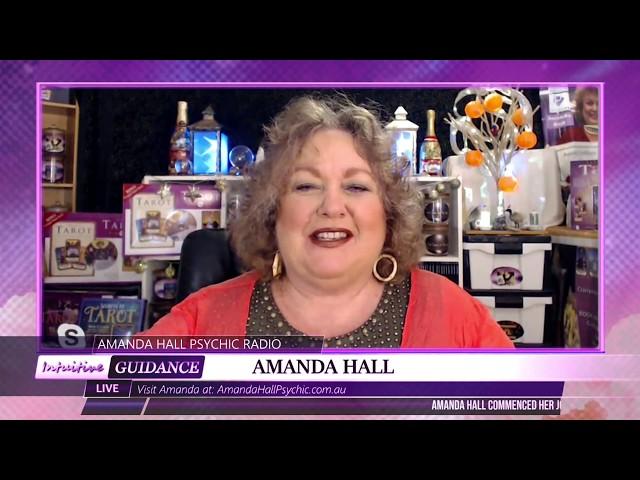Amanda Hall Psychic - November 26, 2019
