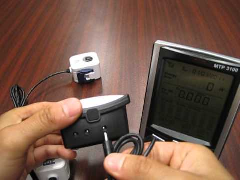 MTP 3100 Wireless Energy Monitoring System - LINKING INSTRUCTIONS