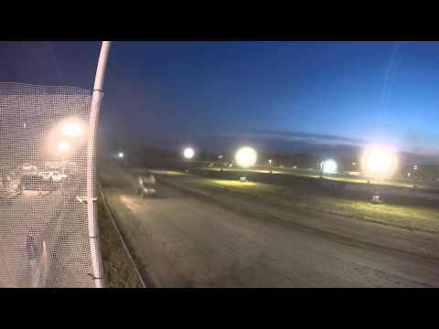 Sprints Main Event - Twin City Raceway - 8/28/2015