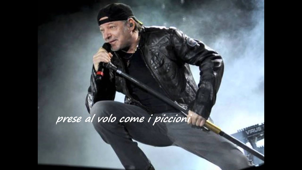 Vasco Rossi I Soliti Testo Youtube