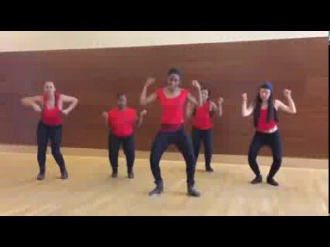 Shall We Dance Student Video: Columbia U. Venom Step!