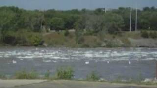 Kaw Dam Ponca City OK.mpg