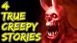 4 True Creepy Horror Stories To Help You Sleep At Night
