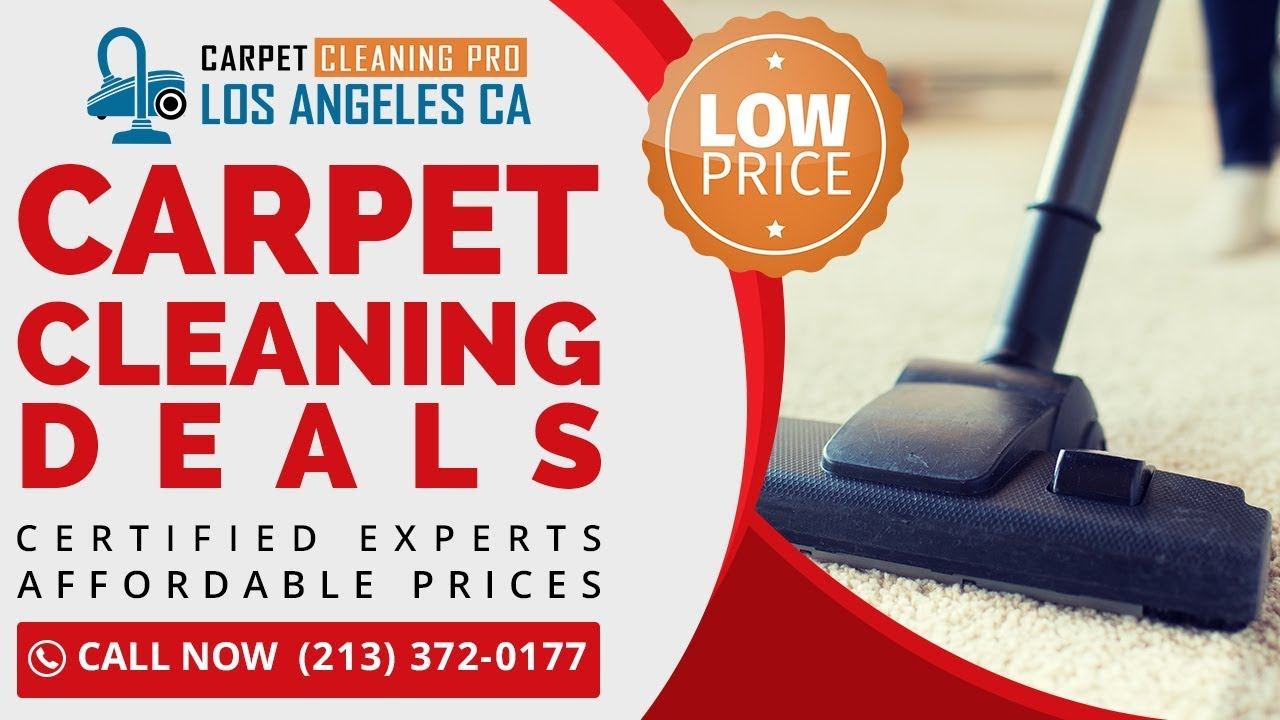 Carpet Cleaning Deals Torrance CA