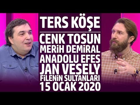 Ters Köşe - Kaan Kural Ve Erman Özgür | 15 Ocak 2020