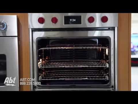 Wolf 30 M Series Professional Double Oven DO30PMSPH Features