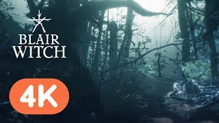 Blair Witch - A 4K Tour Through the Woods Official Trailer