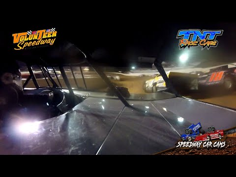 #25 Bobby Mays - Crate - 7-20-19 Volunteer Speedway - In-Car Camera