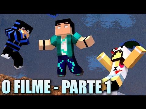 Minecraft. SUBMERSOS. O FILME PT 1