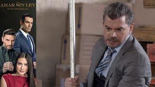 Por Amar Sin Ley 2 - Capítulo 88: Gustavo cobra la muerte de su familia - Televisa