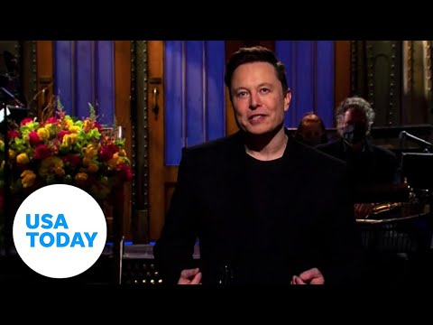 Elon Musk hosts 'SNL,' Miley Cyrus tributes godmother Dolly Parton   USA TODAY