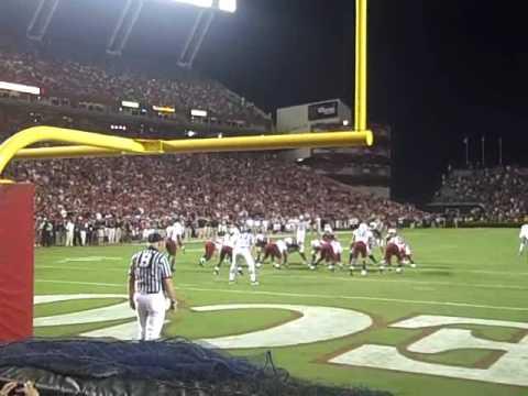 South Carolina Gamecocks score again against SC State