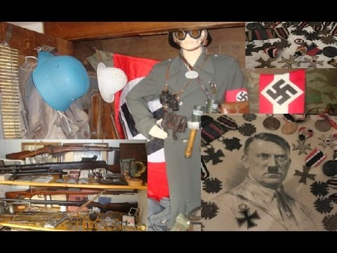 WW2 + WW1 Relics : Big Military + Metal Detecting Collection ( Eastern Front,  Western Front, ...)
