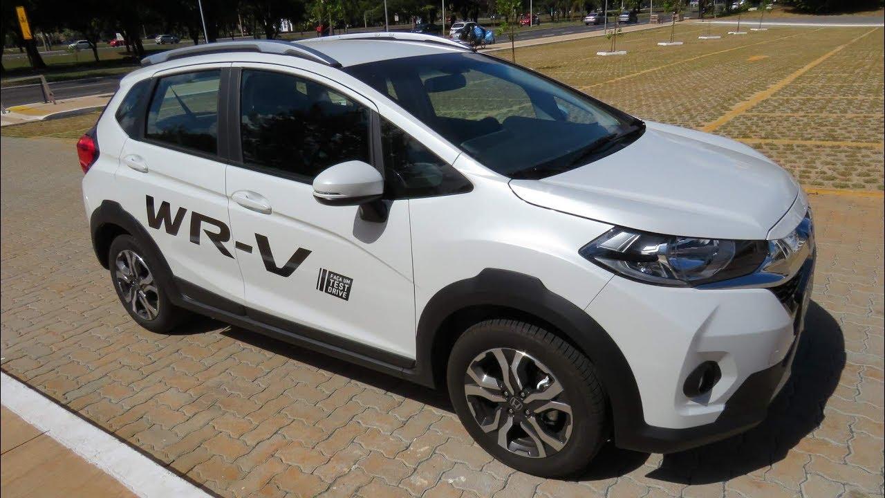 Honda WR-V EX 2018: preço, consumo, test-drive - www.car ...