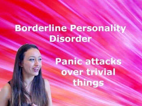 BPD, Anxiety, Panic Attacks, and OCD