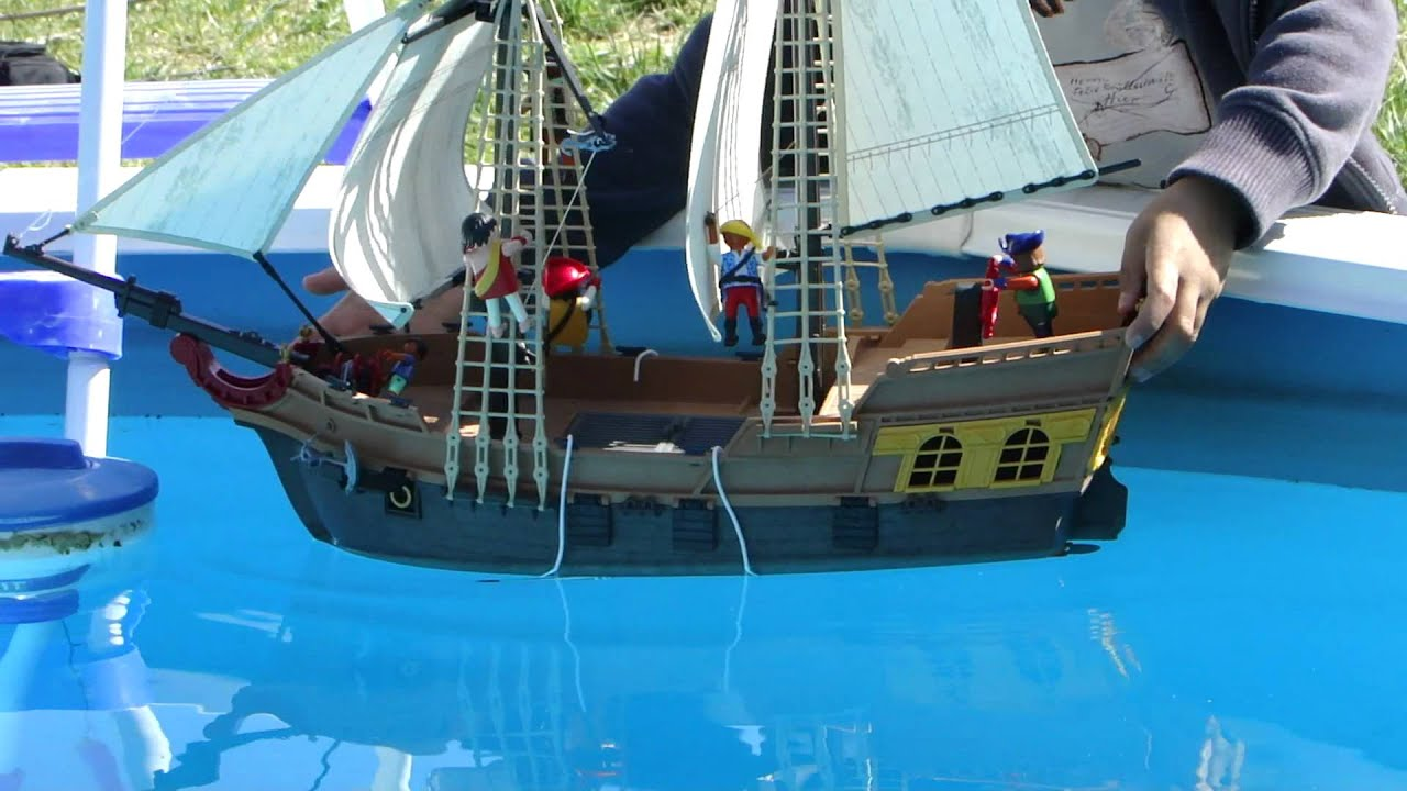 playmobil pirates youtube. Black Bedroom Furniture Sets. Home Design Ideas