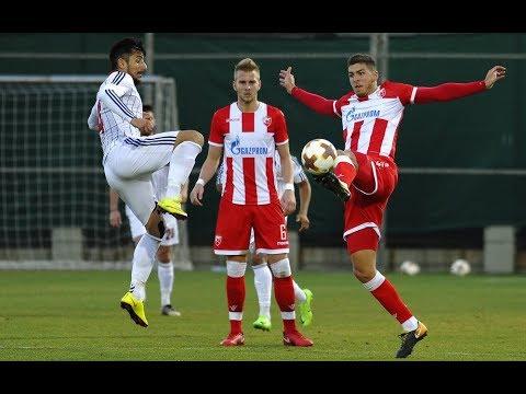 Prijateljski meč: Crvena zvezda - Sileks 1:1 | Cela utakmica