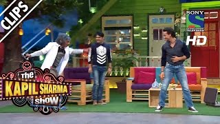 Tiger's Mashoor Action - The Kapil Sharma Show - Episode 2 - 24th April 2016