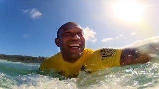 GoPro HD: Sunny Garcia Surfs Vans Triple Crown with GoPro