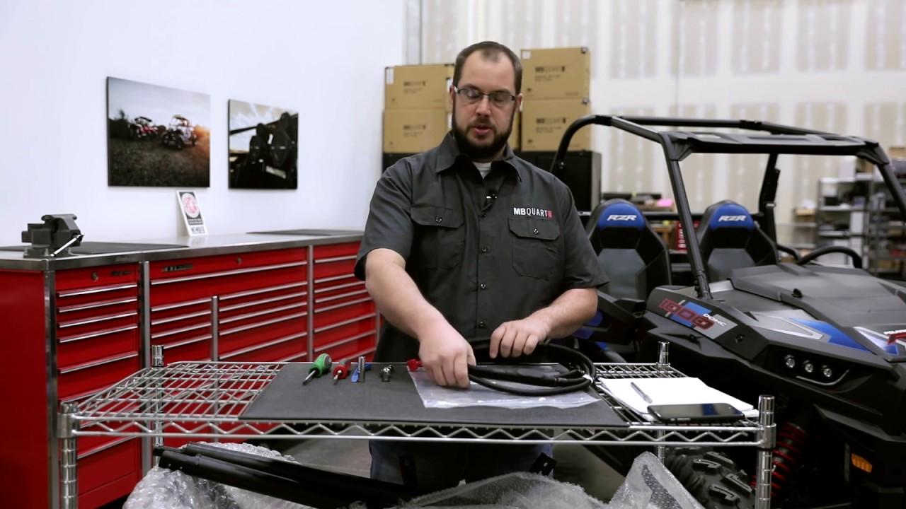 polaris rzr busbar harness accessory wiring for rzr 2881646  [ 1280 x 720 Pixel ]