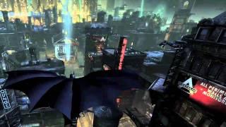 Batman Arkham City Gameplay
