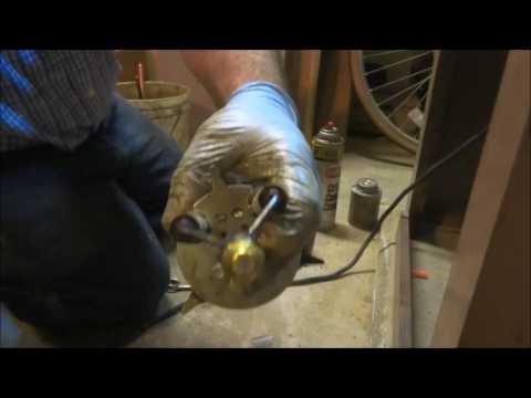 oil line upgrade and burner service part 2 of 2