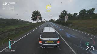 "Forza Horizon 4 - ""White Horse Hill Trail"" TA Challenge in under 2:25 (Top Leaderboard Run)"