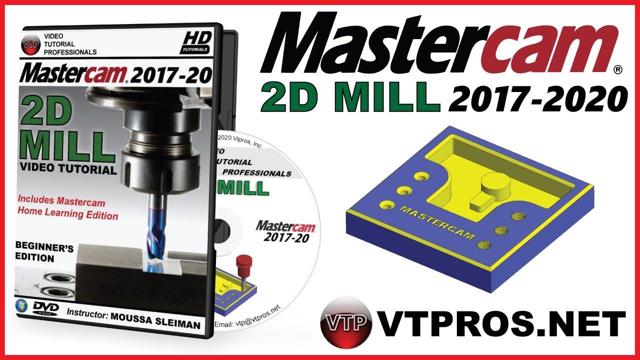 mastercam 2017 2018 2d mill fbm drill 1st setup vtpros net rh youtube com Piano Lesson Guide Lesson Plans