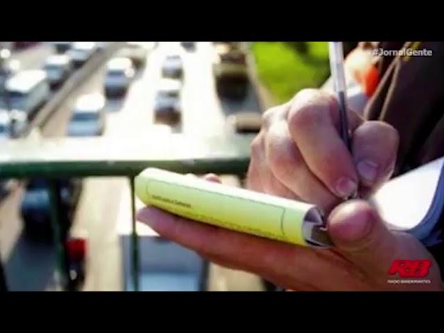 Reportagem da Rádio Bandeirantes sobre indústria da multa cita Limeira. ASSISTA!