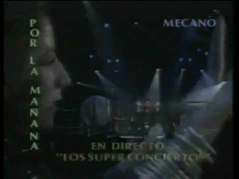MECANO HIJO DE LA LUNA letra english/español lyrics