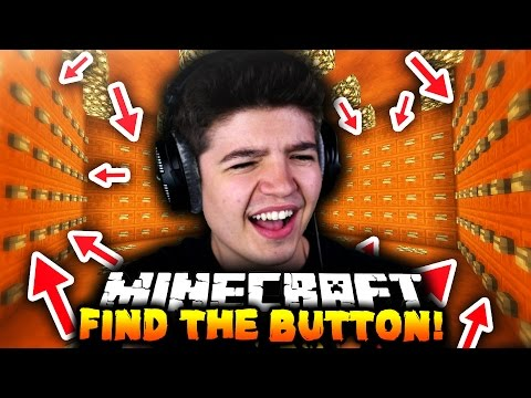 Minecraft FIND THE BUTTON! | (Custom Map) With PrestonPlayz