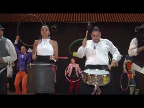 Los payasos se tomaron la Casa de la Cultura en Quito