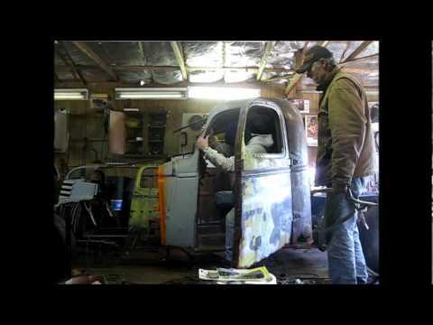 suicide rat rod doors for mike 39 s truck more youtube. Black Bedroom Furniture Sets. Home Design Ideas