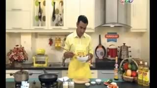 Hướng dẫn nấu ăn: Thịt heo xào lăn