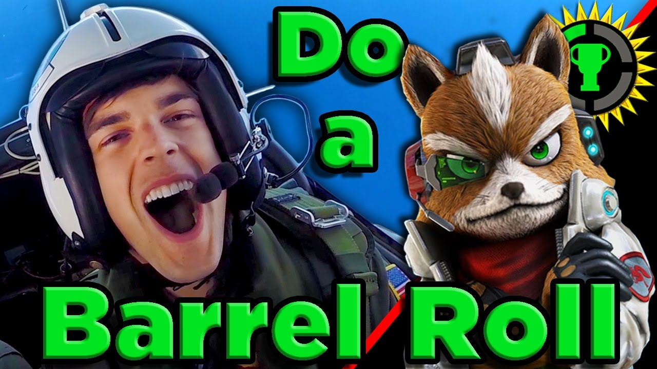 Reality Check: The Lost Episode – SURVIVING Star Fox IRL!