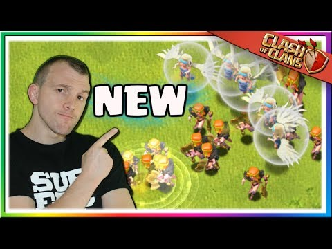 NEW UPDATE = NEW STRATEGY! Valks Are Good Now? Clash Of Clans