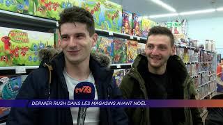 Yvelines | Dernier rush dans les magasins avant Noël