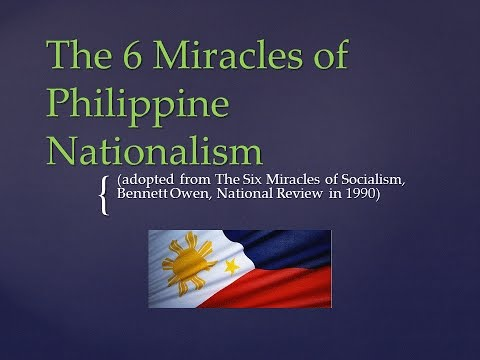 Essay on filipino nationalism