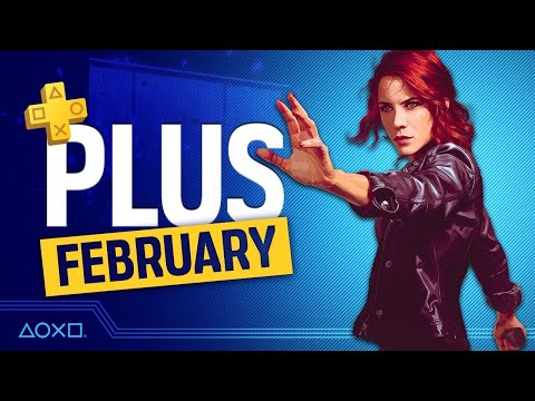 PlayStation Plus Monthly Games - PS4 and PS5 - February 2021